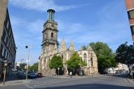 Die Aegidienkirche - ein Mahnmal