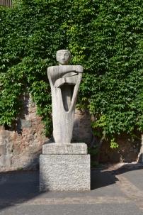 "Skulptur ""Demut"""