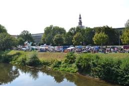 Flohmarkt am Hohen Ufer