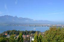 Blick auf den Thunersee