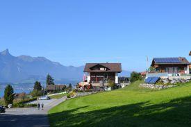 Zwischen Thun und Interlaken