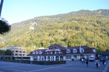 Bahnhof Interlaken Ost