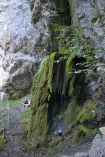 Wasserfall am Brienzersee