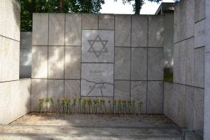 Gedenkstätte in der Roten Reihe