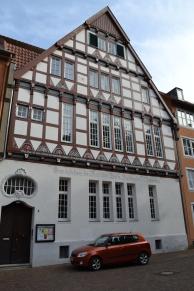 Gemeindehaus der Neustädter Kirche