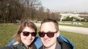 Im Garten von Schloss Schönbrunn