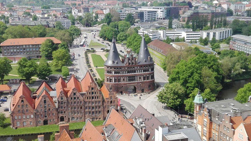 Wochenendreise nach Lübeck