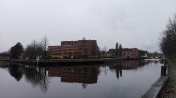 Der Oldenburger Hafen