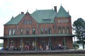 Eisenbahnmuseum in Nora