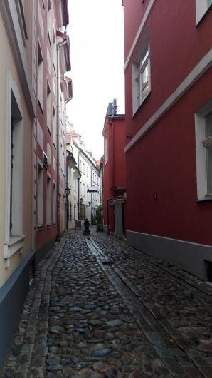 Gasse in der Altstadt