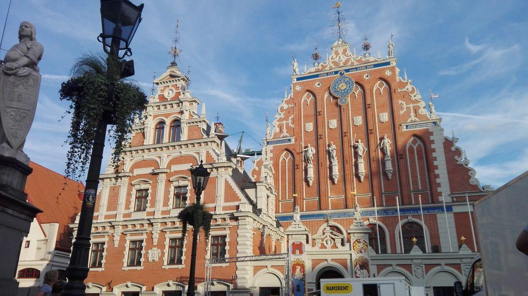 Wochenendtrip Riga
