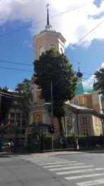 Kirche in der Moskauer Vorstadt