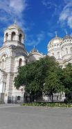 die Rigaer Christi-Geburt-Kathedrale