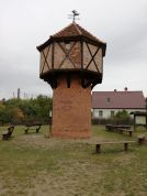Taubenturm in Glambeck
