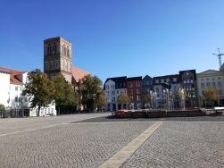 Marktplatz in Ankam