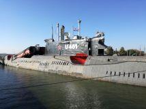 U-Boot in Peenemünde