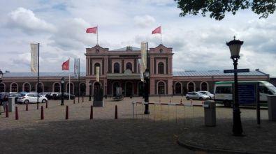 Bahnmuseum