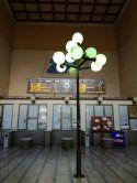 Eingangshalle des Bahnhofs Rijeka